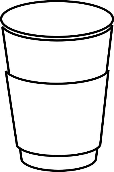 outline picture of cup cup clipart outline pictures on cliparts pub 2020 cup picture of outline
