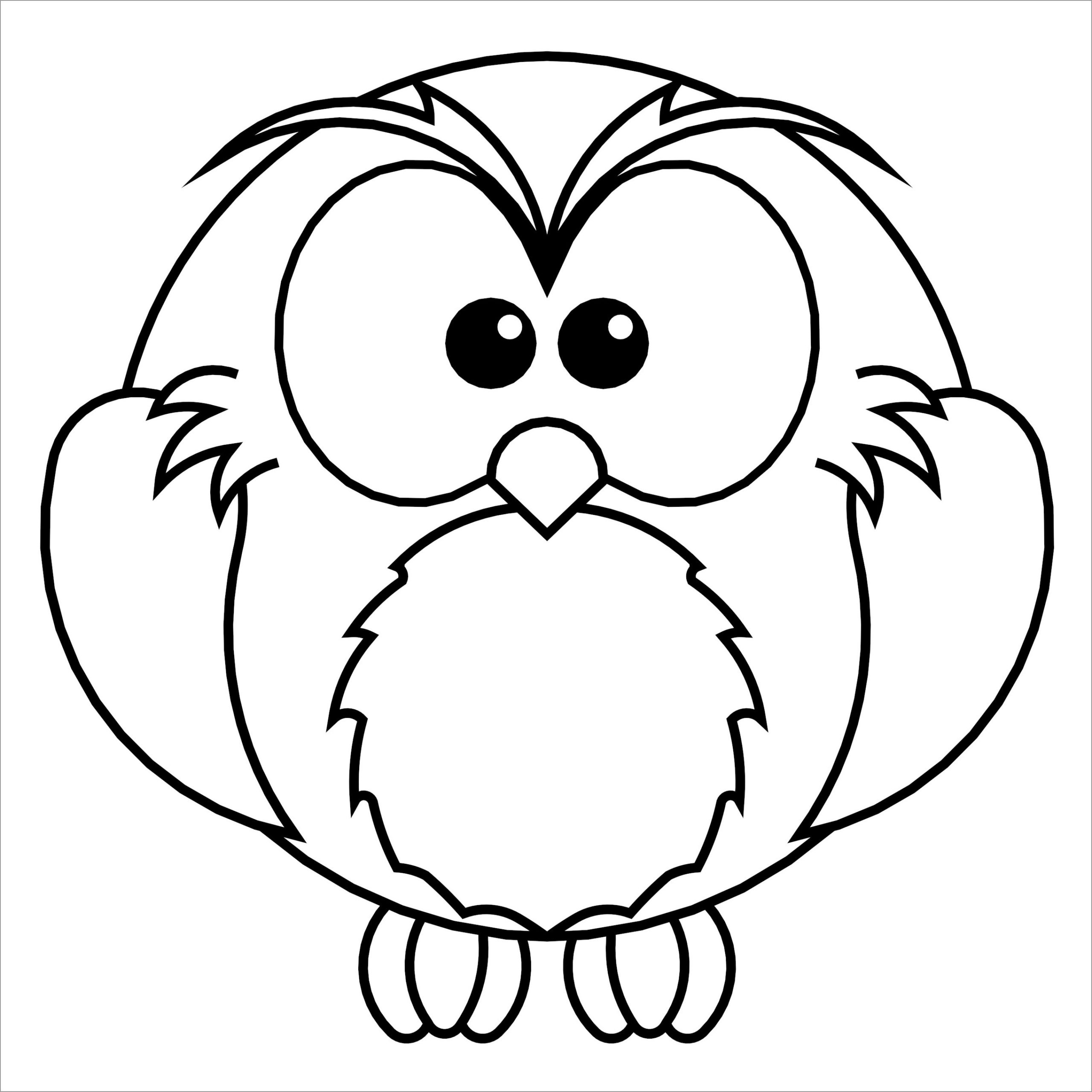 owl coloring cute owls coloring pages coloring home owl coloring