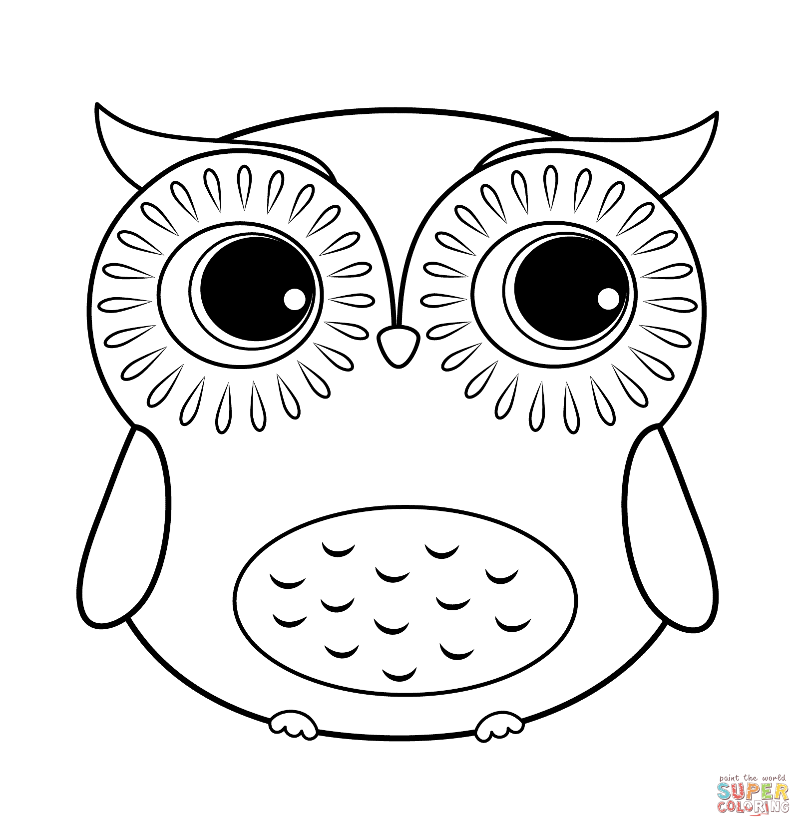 owl coloring page printable snowy owl free coloring pages page coloring printable owl