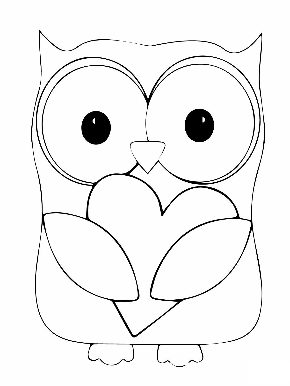 owl coloring pages free printable free printable owl coloring pages for kids owl coloring free pages printable