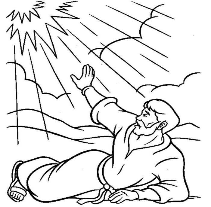 paul coloring pages paul escapes in a basket coloring page free printable coloring pages paul