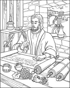 paul coloring pages st paul the apostle catholic coloring page paul the coloring pages paul