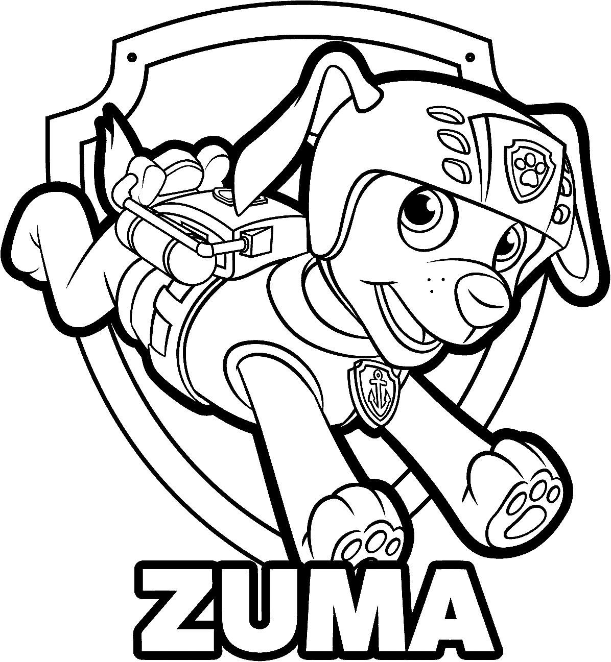 paw patrol characters paw patrol coloring pages printable free coloring sheets characters paw patrol