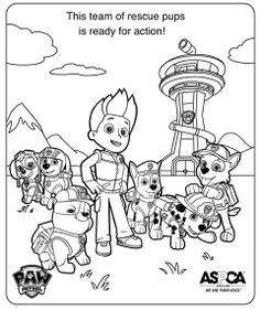 paw patrol lookout coloring page paw patrol lookout tower coloring page coloring pages page paw coloring lookout patrol