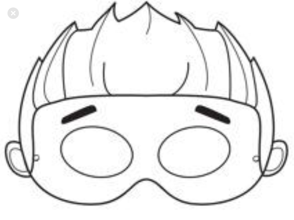paw patrol mask coloring pages fichiers partagés acrobatcom paw patrol masks coloring mask pages patrol paw