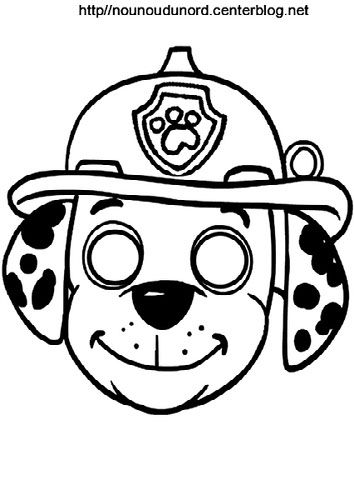 paw patrol mask coloring pages monkey mask paw patrol coloring pages get coloring pages mask patrol coloring paw pages