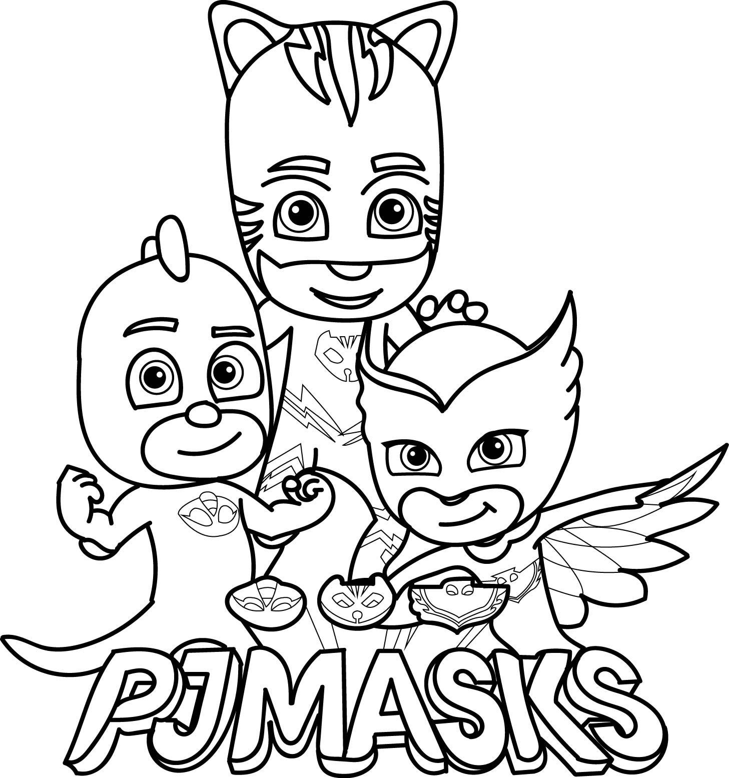 paw patrol mask coloring pages top 30 pj masks coloring pages Χρωμοσελίδες Απόκριες Πάρτι pages mask paw patrol coloring