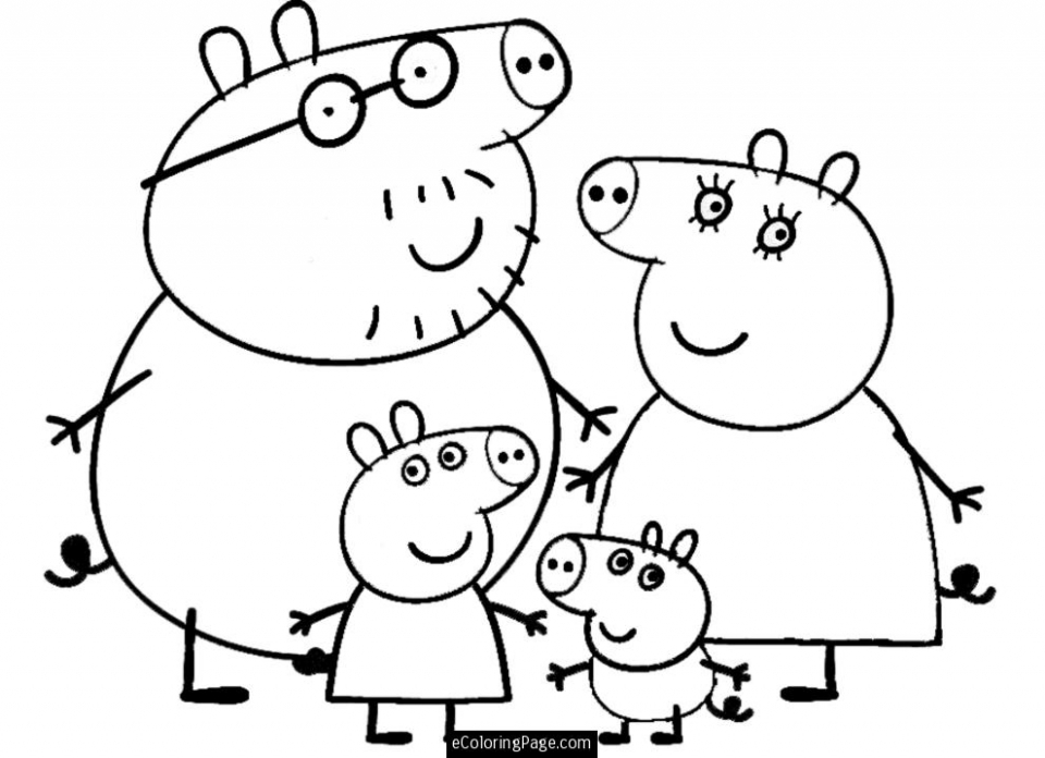peppa pig colouring pages online get this printable peppa pig coloring pages online 28877 online pig colouring pages peppa