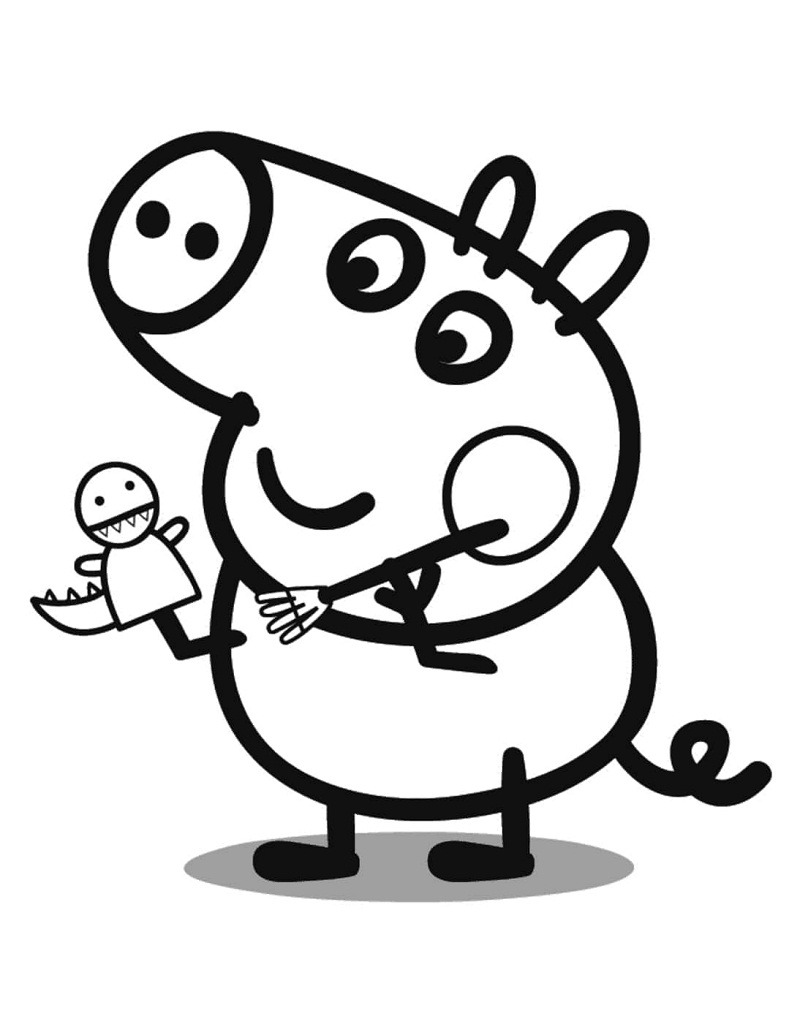 peppa pig colouring pages online top 20 printable peppa pig coloring pages online pages pig colouring online peppa