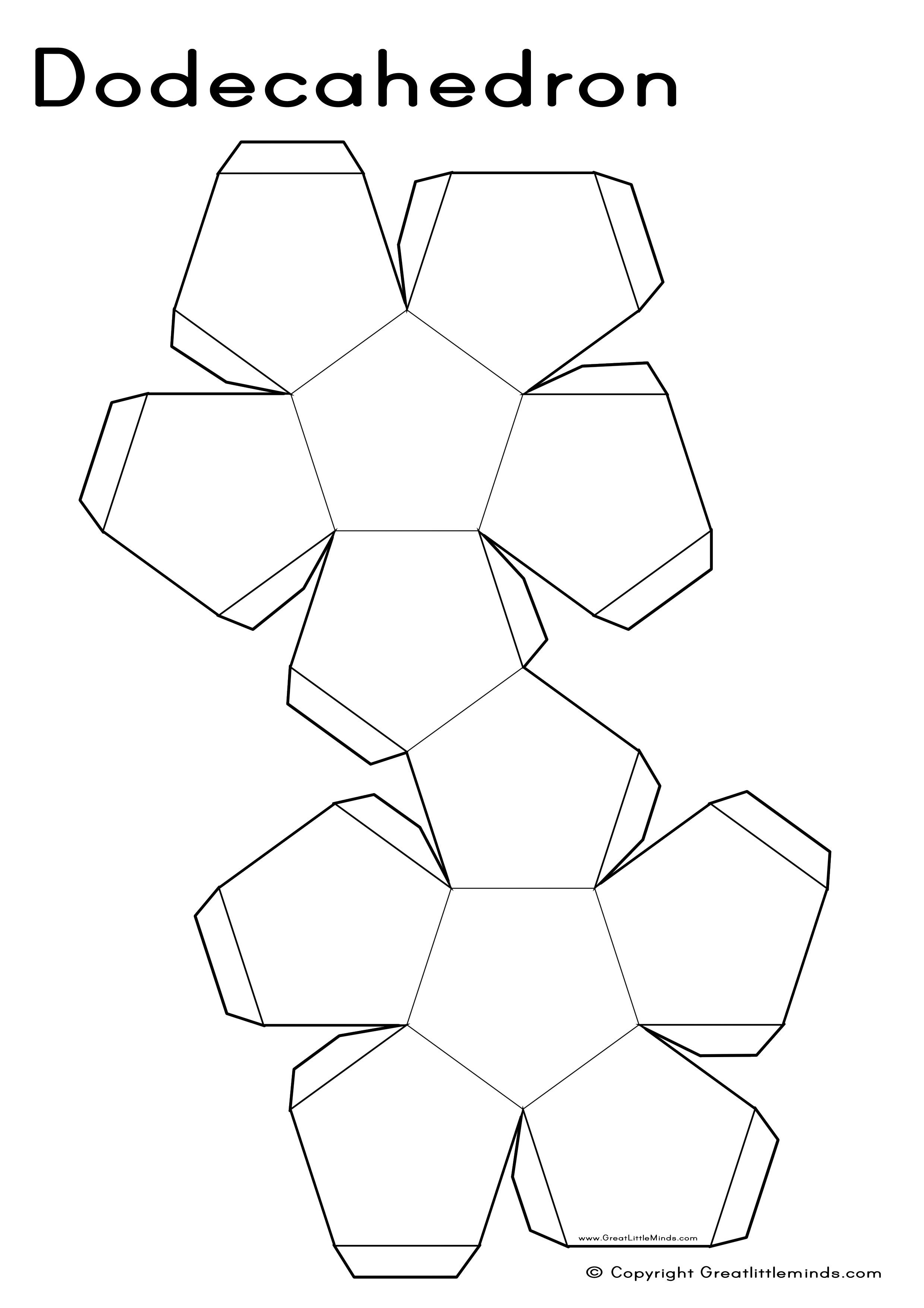 phantom tollbooth coloring pages 3d nets dodecahedron a4jpg 24803508 dodecahedron coloring tollbooth pages phantom