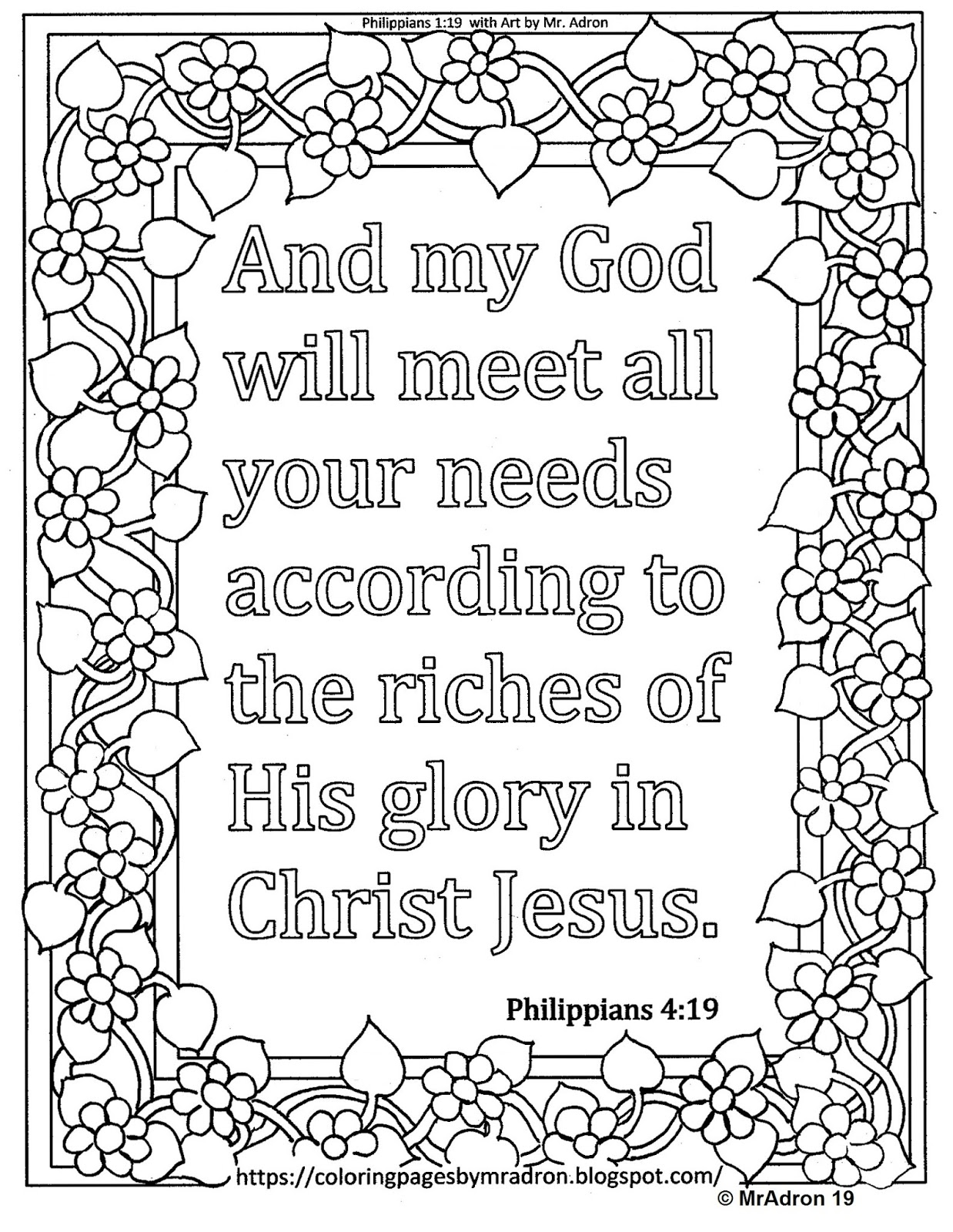 philippians 4 8 coloring page coloring pages for kids by mr adron free philippians 4 philippians 4 8 page coloring