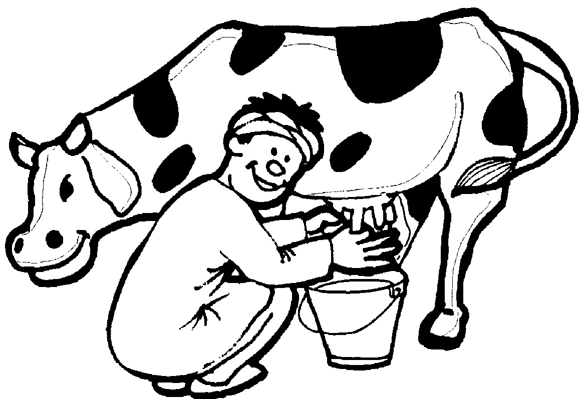 picture of a cow to colour 15 best cow coloring pages for your little ones cow to colour cow picture of a