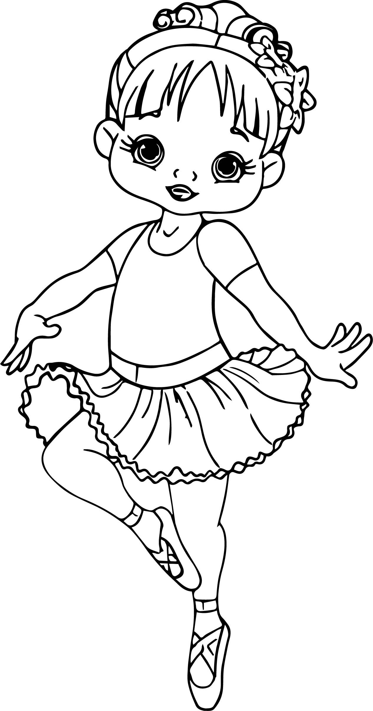 picture of a girl to color happy girl coloring pages download and print for free girl to of picture a color