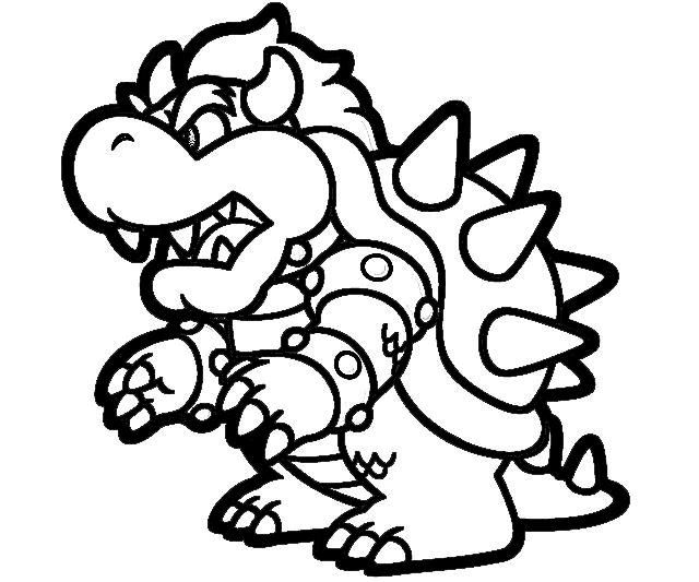 picture of bowser categoryantagonists bowser double 7 wiki fandom bowser picture of