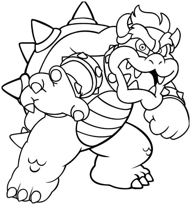 picture of bowser fileartwork bowsersvg nintendo fandom powered by wikia picture of bowser