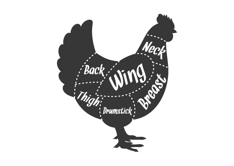 picture of chicken vintage clip art chicken with fancy tail the graphics picture of chicken