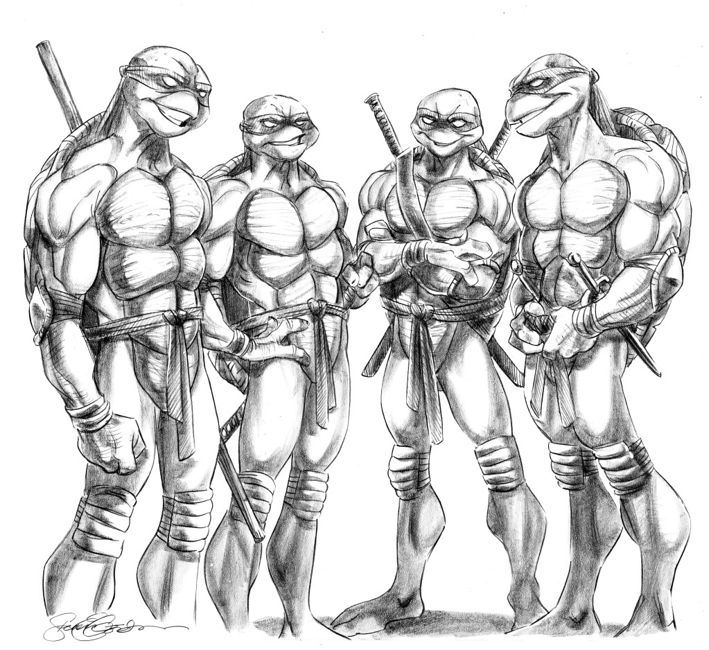 picture of ninja turtles a fresh order of heroes in a half shell of ninja picture turtles