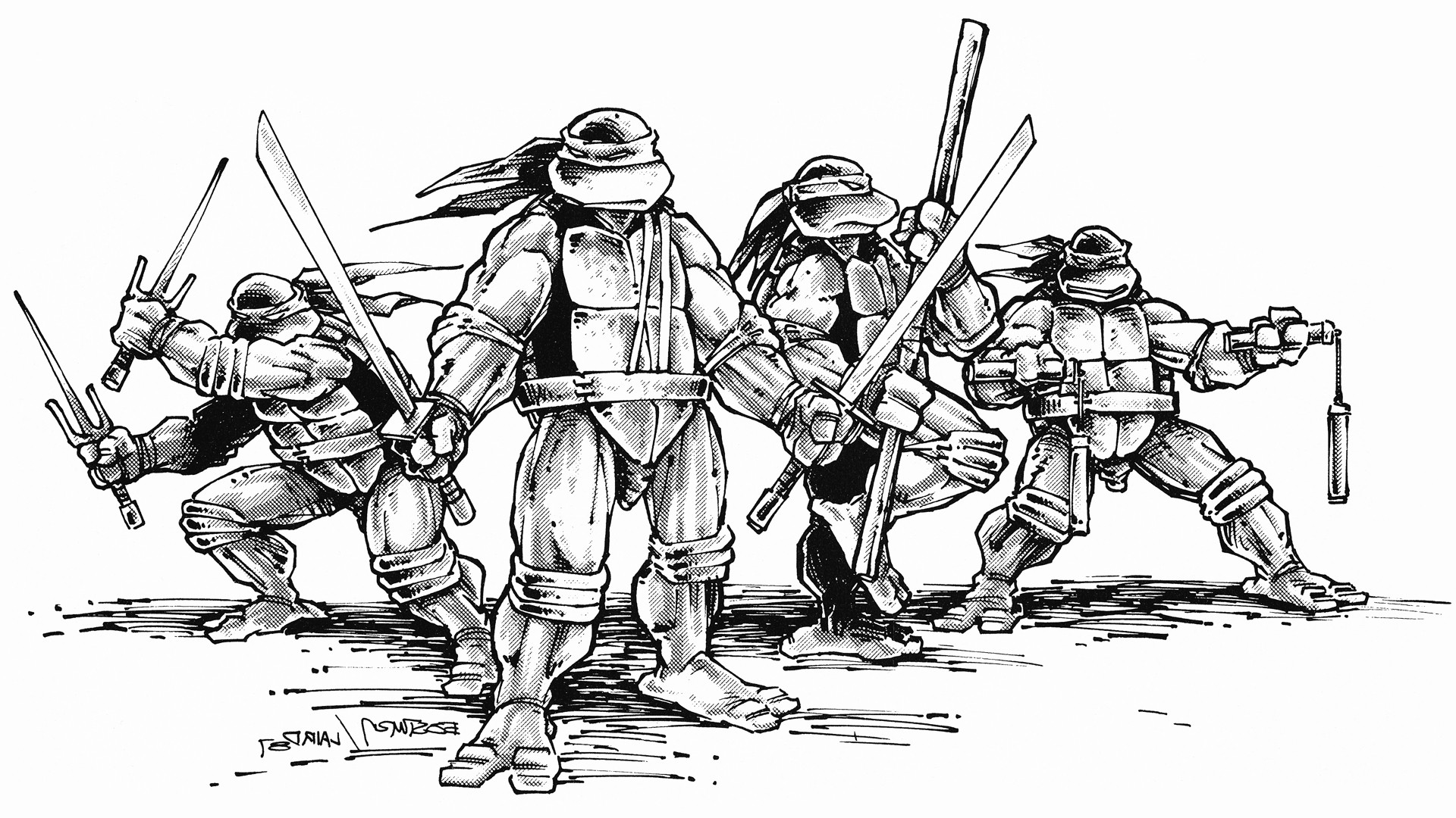 picture of ninja turtles hd exclusive how to draw teenage mutant ninja turtles 2012 of picture ninja turtles