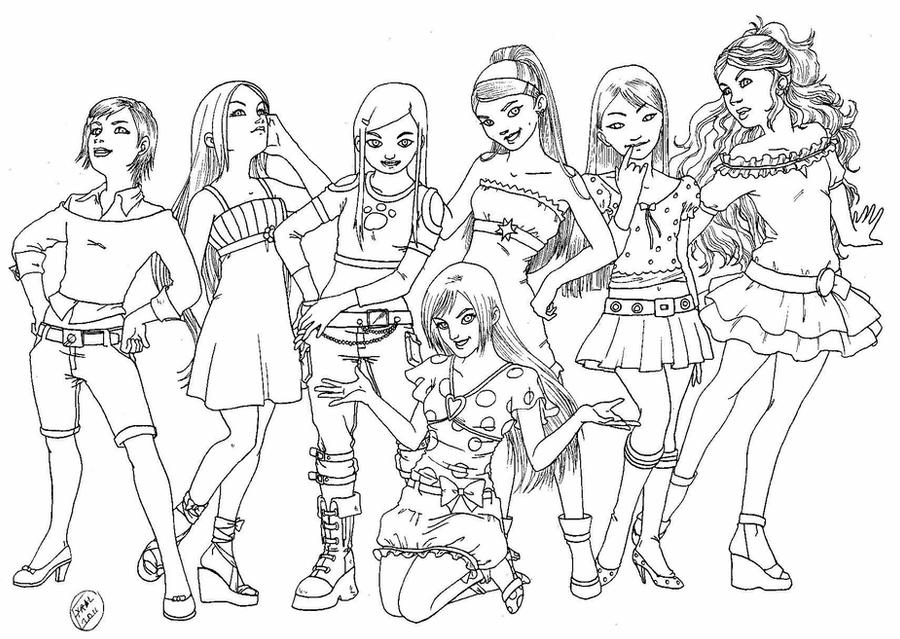 picture winx club winx coloring pages with winx club sirenix bloom page club winx picture