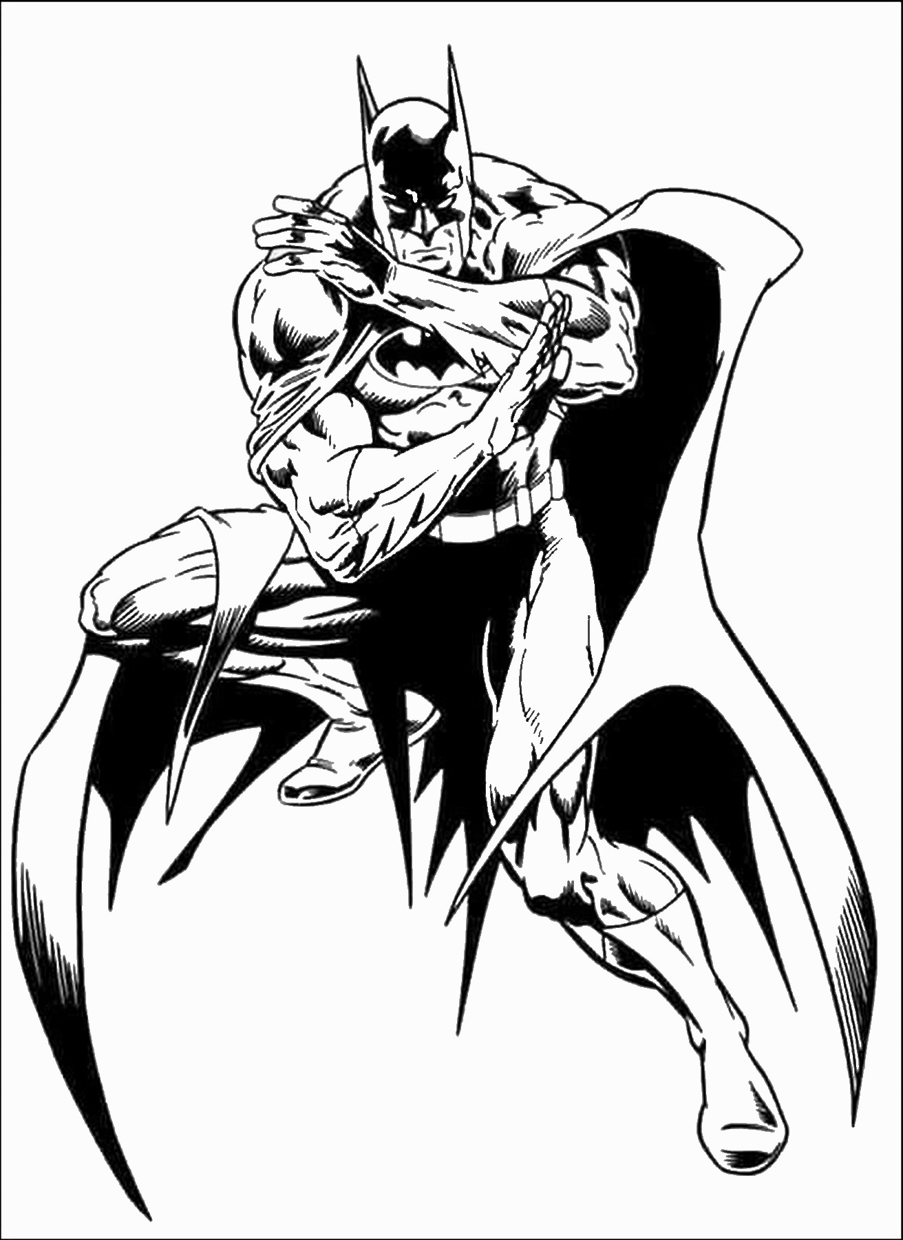 pictures of batman to color coloring pages batman free downloadable coloring pages of color to batman pictures