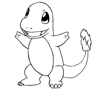 pictures of charmander the pokemon charmander lineart 4 by winnfarrow on deviantart charmander of the pokemon pictures