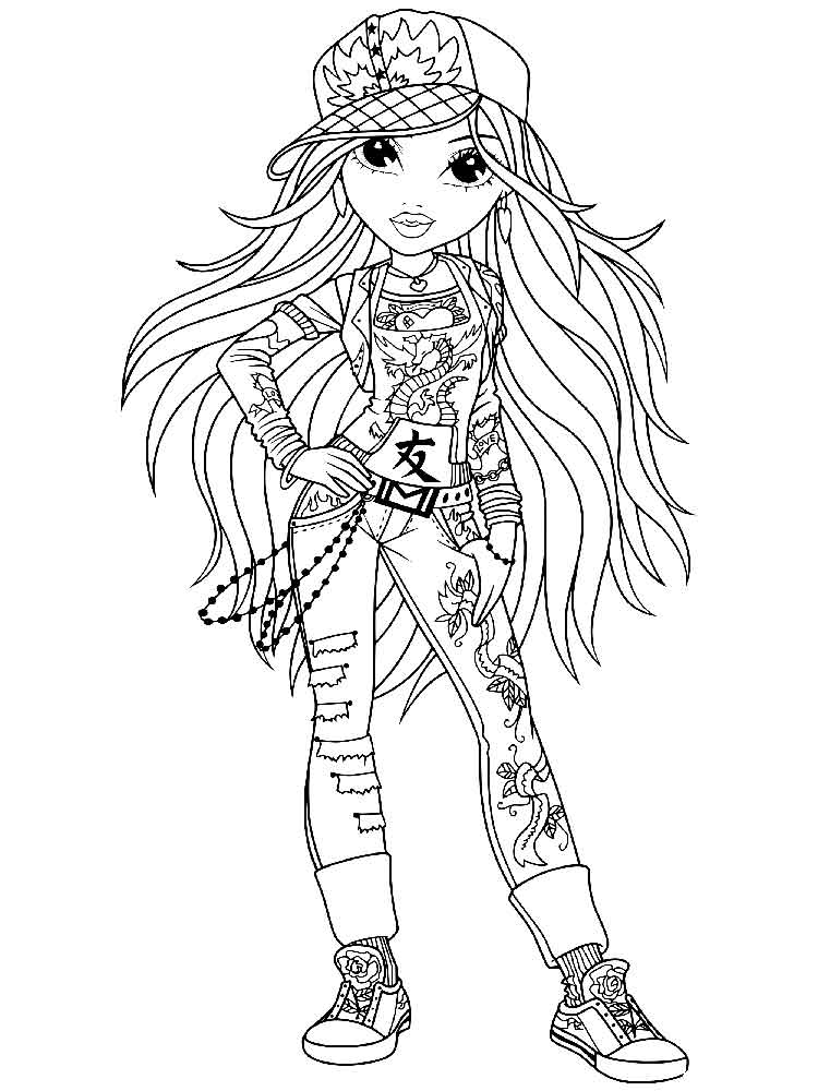 pictures of girls coloring pages adult coloring page girl portrait and clothes colouring girls pictures of pages coloring
