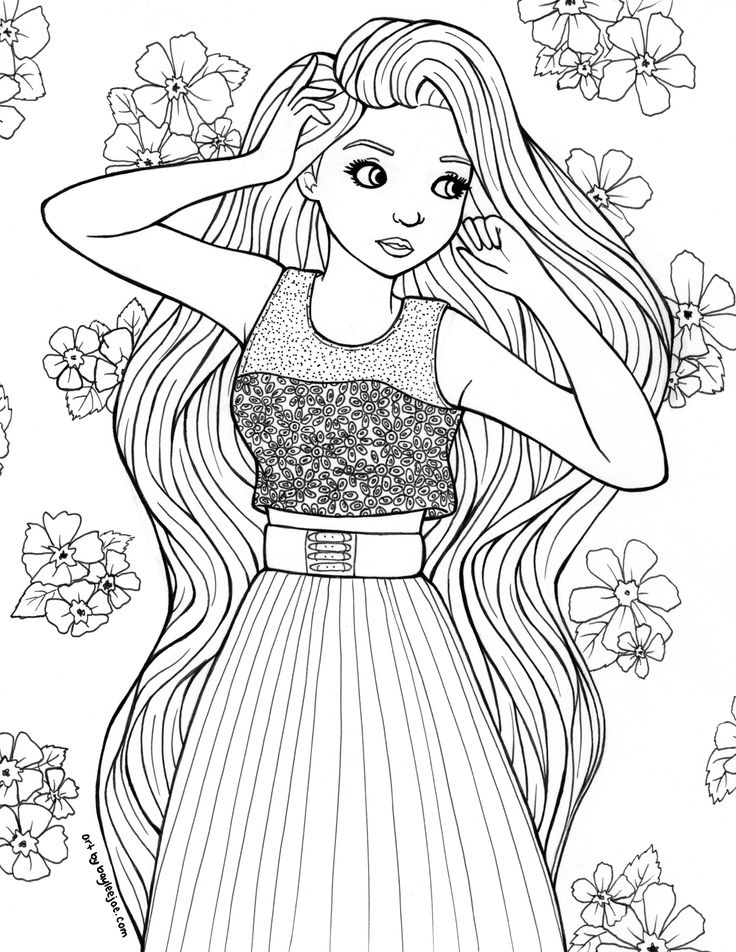 pictures of girls coloring pages pin by amber oatman on sis crafts cute coloring pages pages girls coloring of pictures