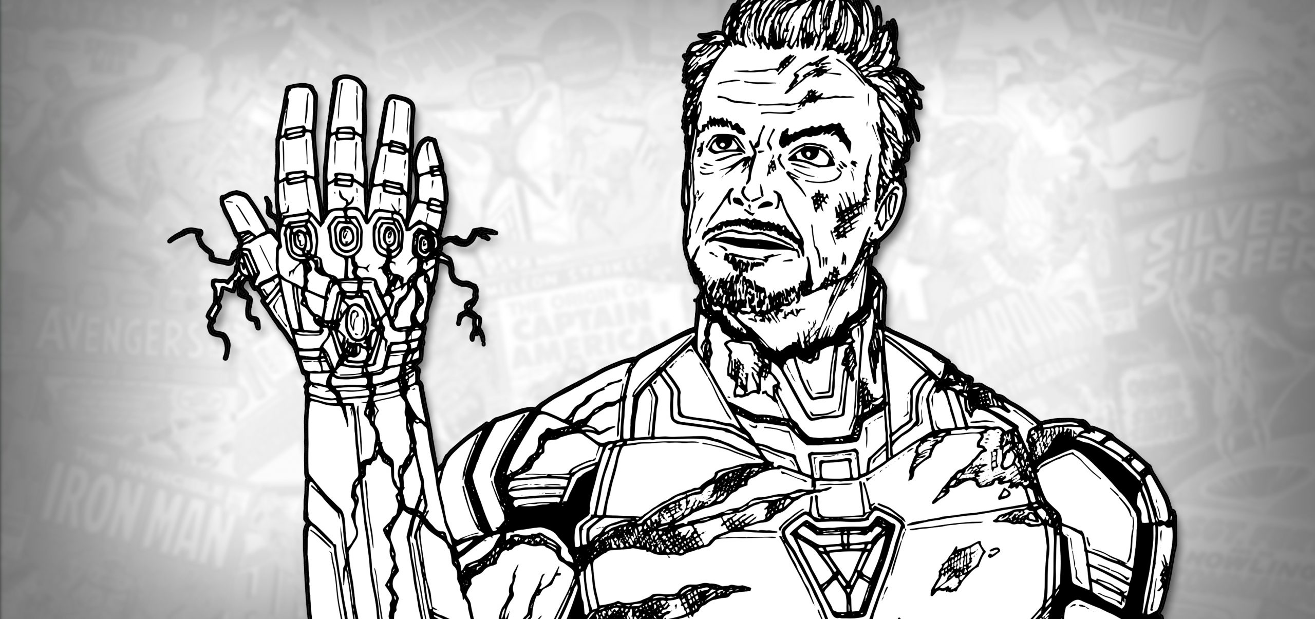pictures of iron man how to draw iron man avengers endgame drawing tutorial of man pictures iron