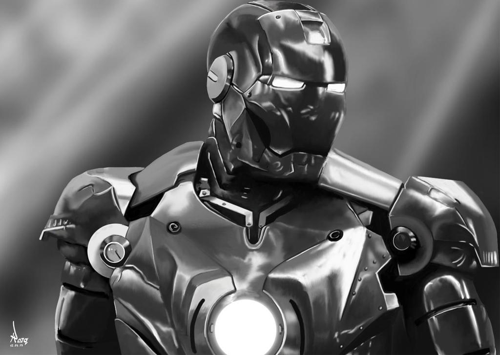 pictures of iron man terminatoriron man digital art fribly pictures iron man of