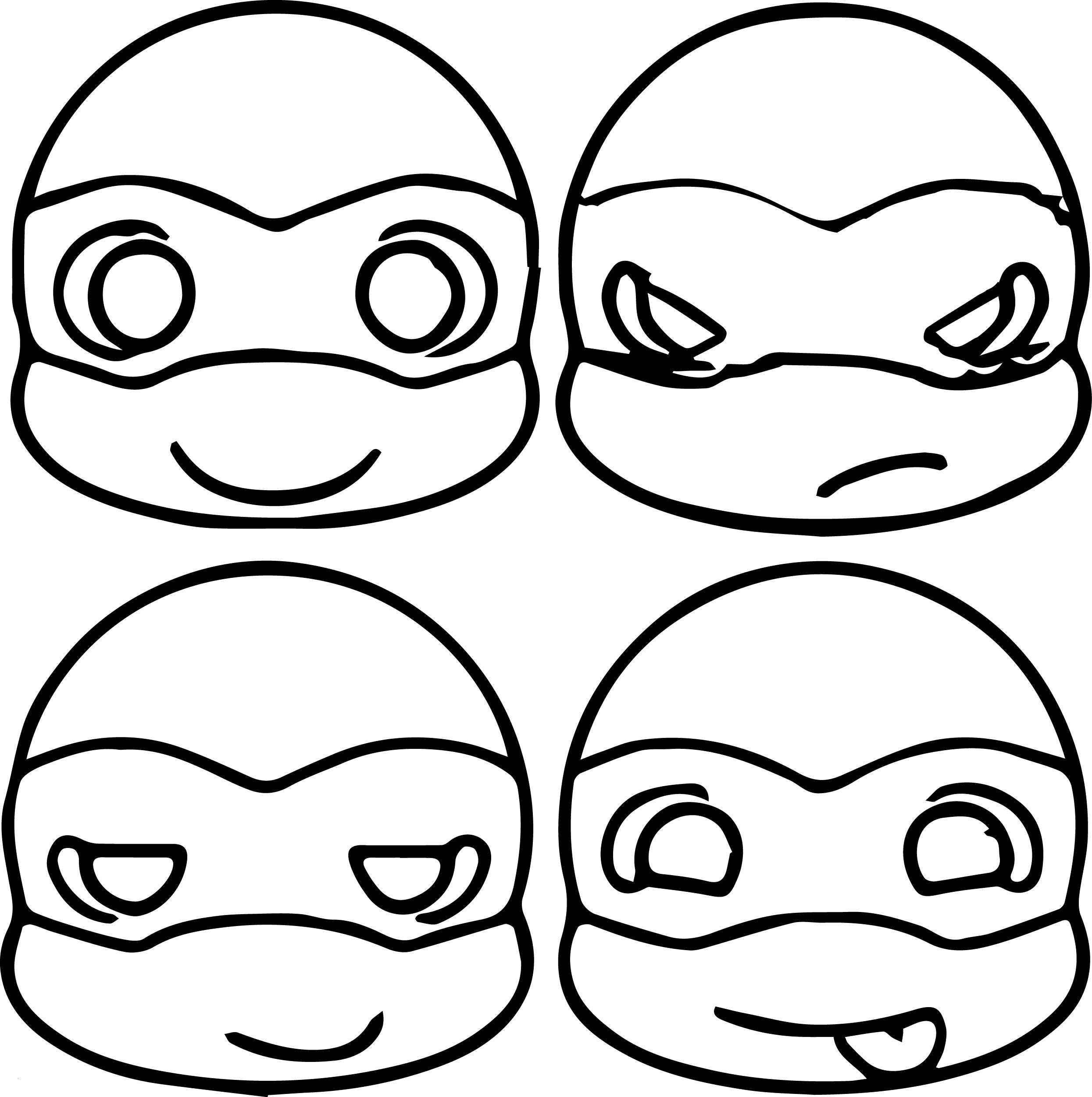 pictures of ninja turtles to color coloring pages of ninja turtles coloring home pictures turtles color of to ninja