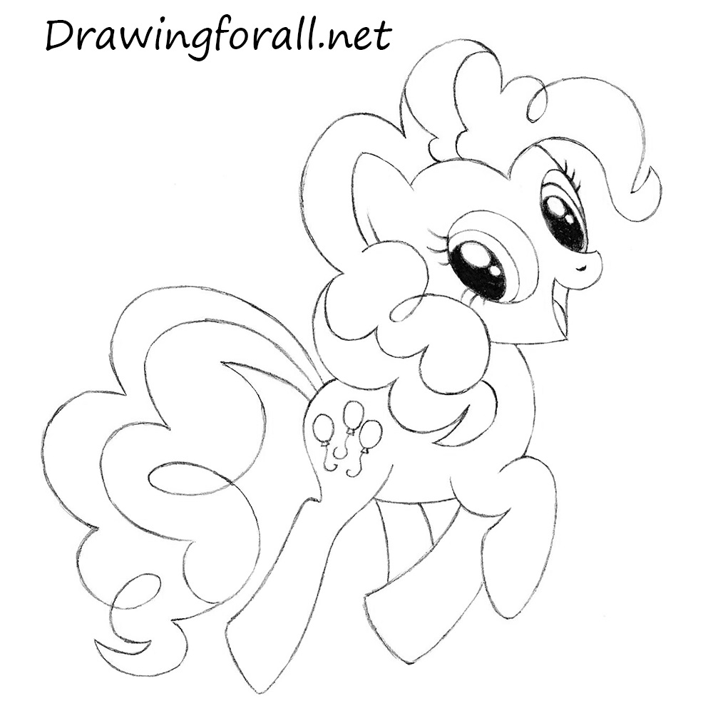 pictures of pinkie pie pinkie pie coloring page az coloring pages of pictures pinkie pie