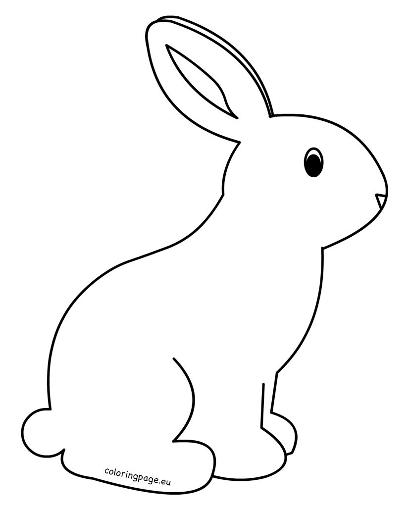 pictures of rabbits for kids printable rabbit coloring pages for kids cool2bkids for of rabbits pictures kids