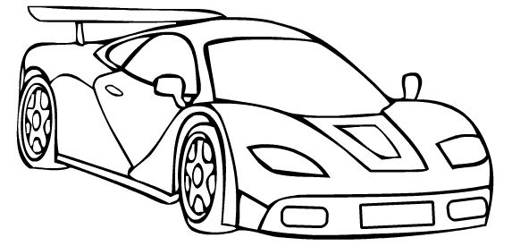 pictures of race cars to color car coloring pages at getcoloringscom free printable color to race cars of pictures