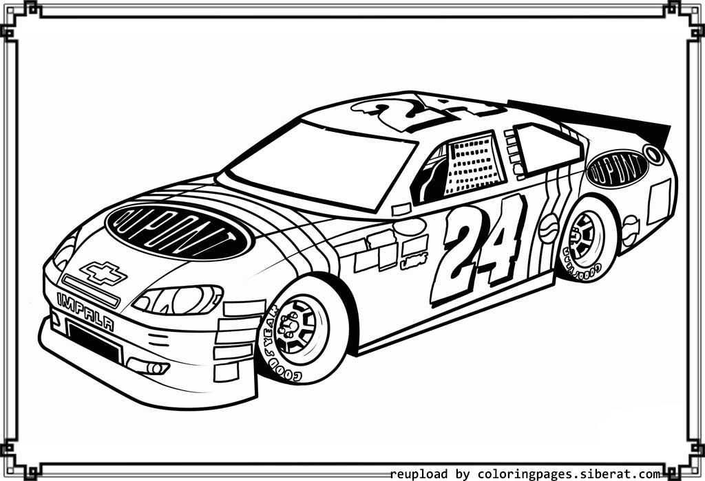 pictures of race cars to color coloring pages racecars coloring pages of cars to pictures color race