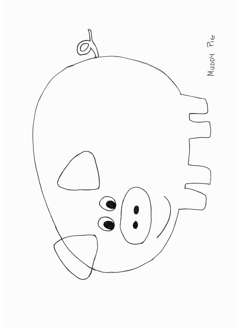pig template for preschoolers craftsactvities and worksheets for preschooltoddler and for pig preschoolers template