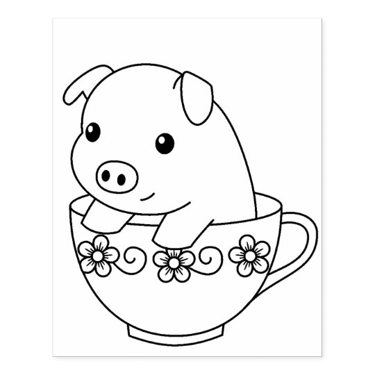pig to colour pig coloring pages pig to colour