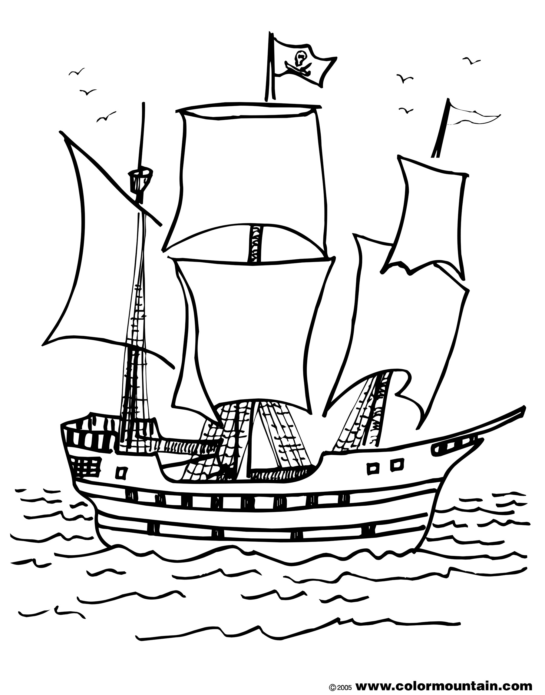 pirate ship printable pirate ship pictures for kids activity shelter printable pirate ship