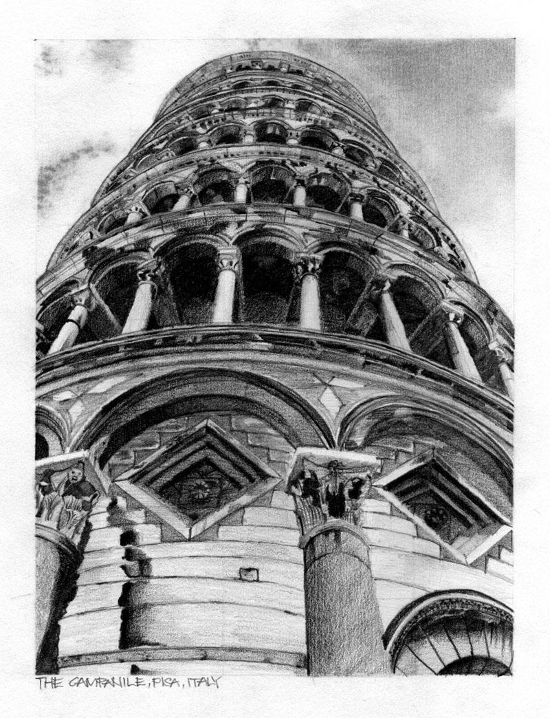 pisa tower drawing pisa tower drawing drawing pisa tower