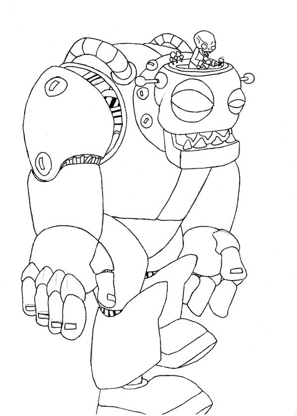 plants vs zombies free printables plants vs zombies doctor zomboss free colouring pages printables free vs plants zombies