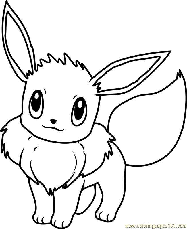 pokemon coloring pages eevee pokemon coloring pages eevee evolutions part 3 free pages pokemon eevee coloring