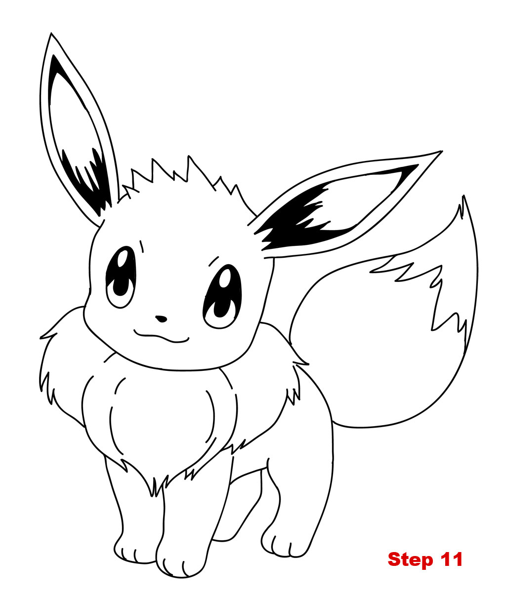 pokemon coloring pages eevee pokemon pictures of eevee coloring home coloring pokemon eevee pages
