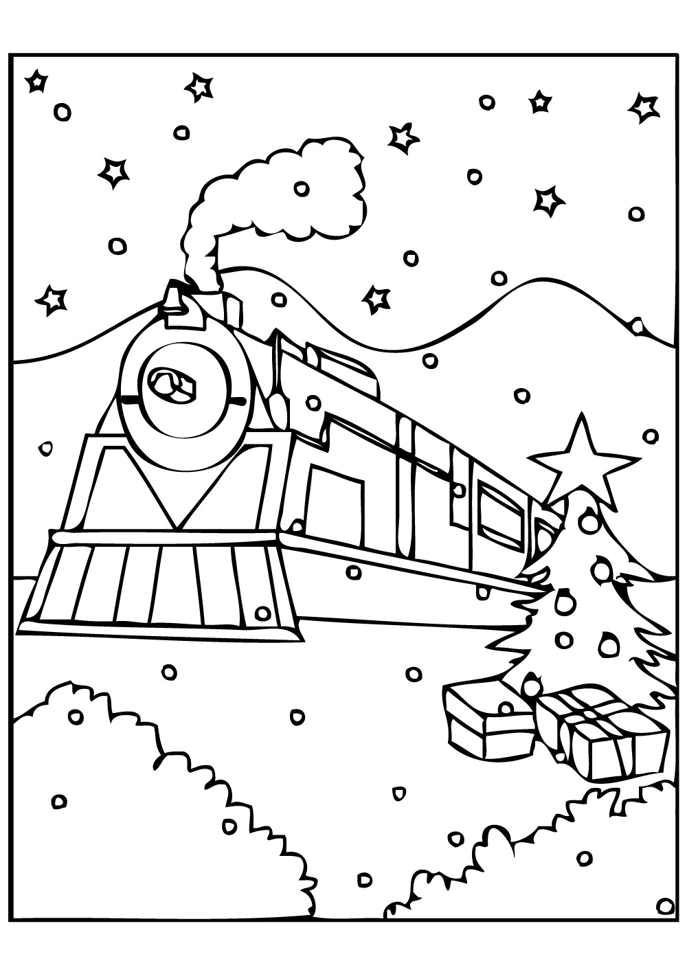 polar express train coloring pages coloring pages of quotpolar train expressquot train express polar coloring pages