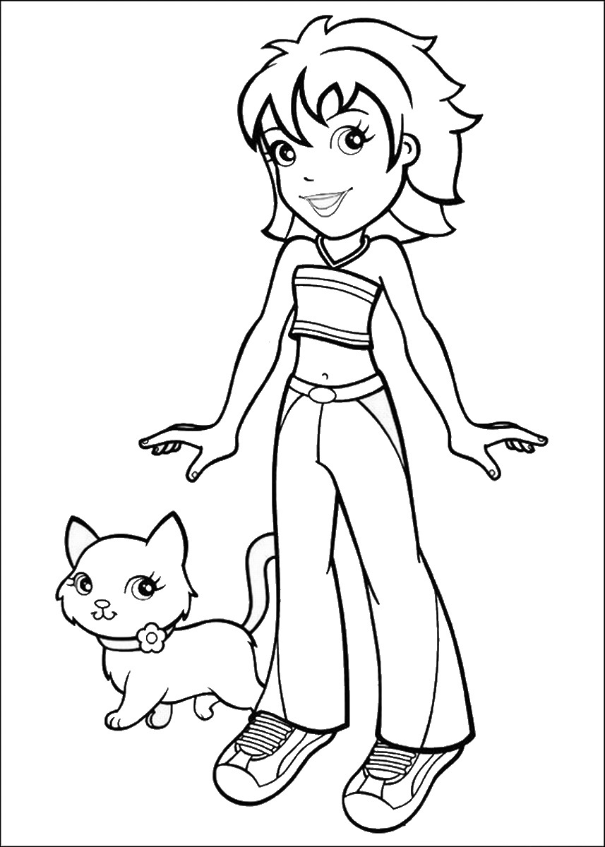 polly pocket coloring sheet polly pocket coloring pages to download and print for free polly pocket coloring sheet