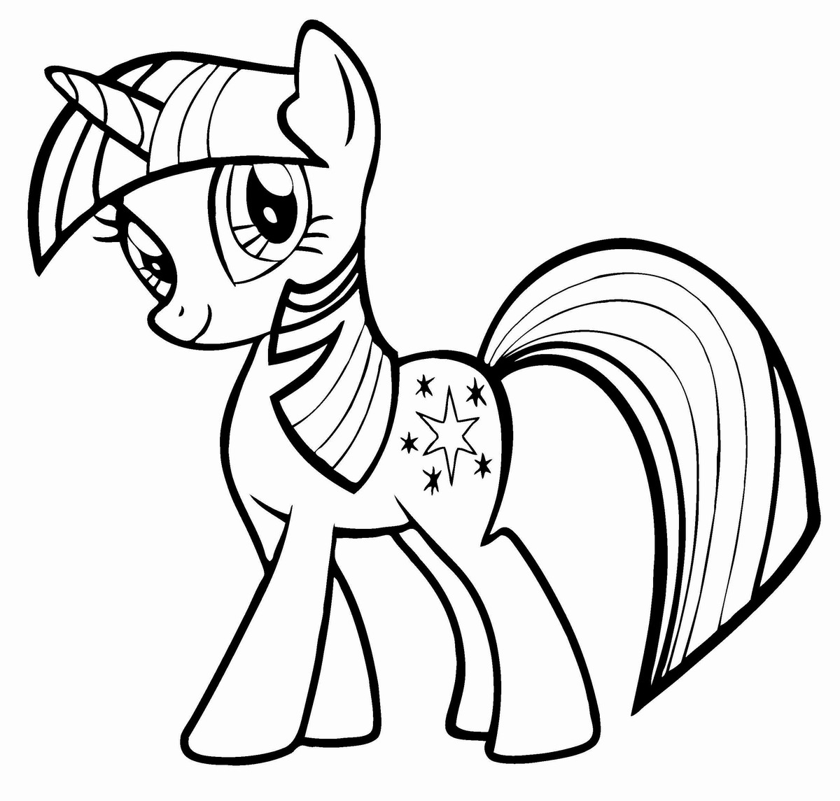pony for coloring free printable my little pony coloring pages for kids coloring pony for