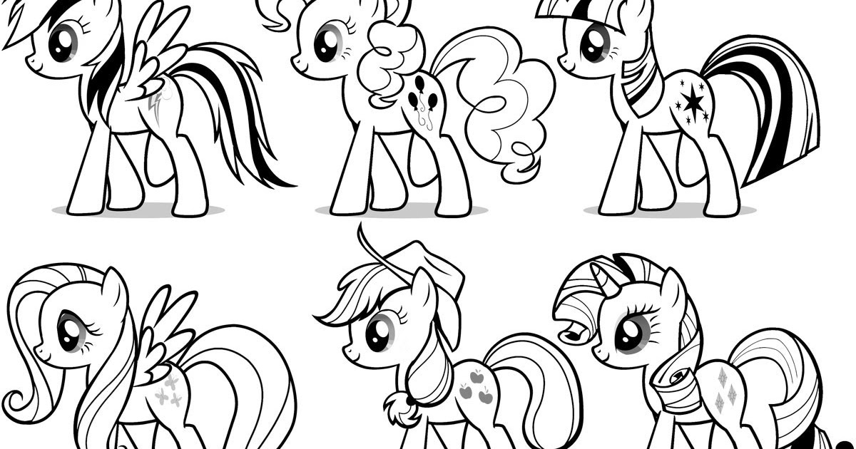pony for coloring free printable my little pony coloring pages for kids for pony coloring