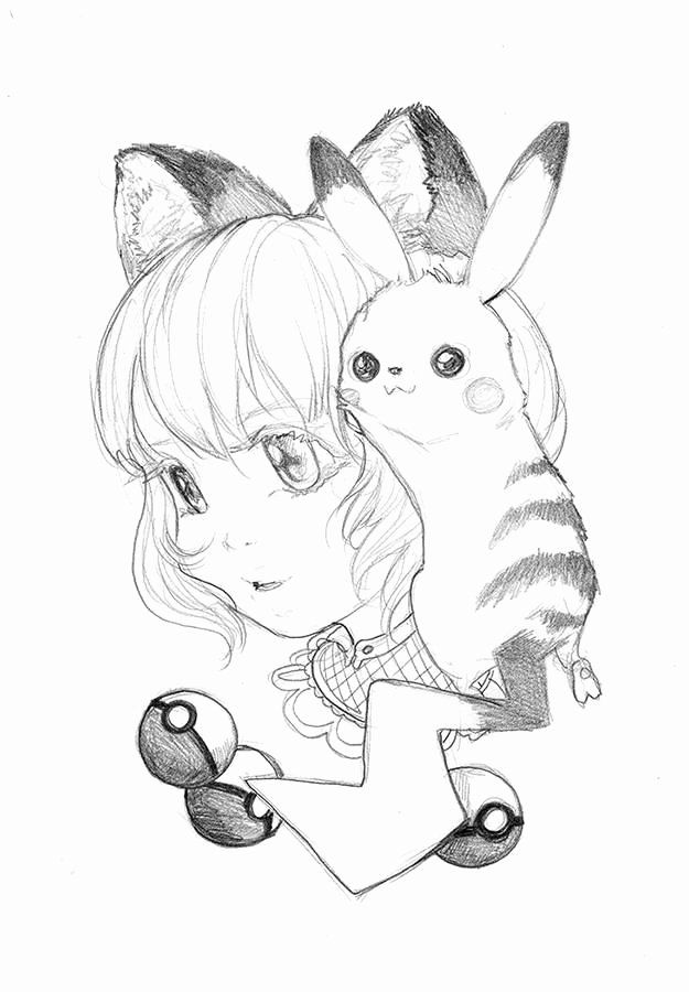 pop manga coloring pages chirpee by camilladerricodeviantartcom on deviantart manga coloring pages pop