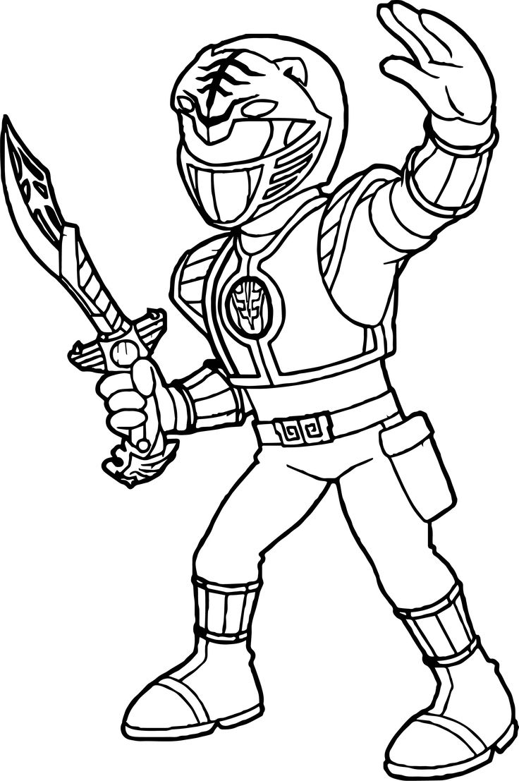 power ranger coloring pages free power rangers coloring pages download and print power free ranger pages coloring power