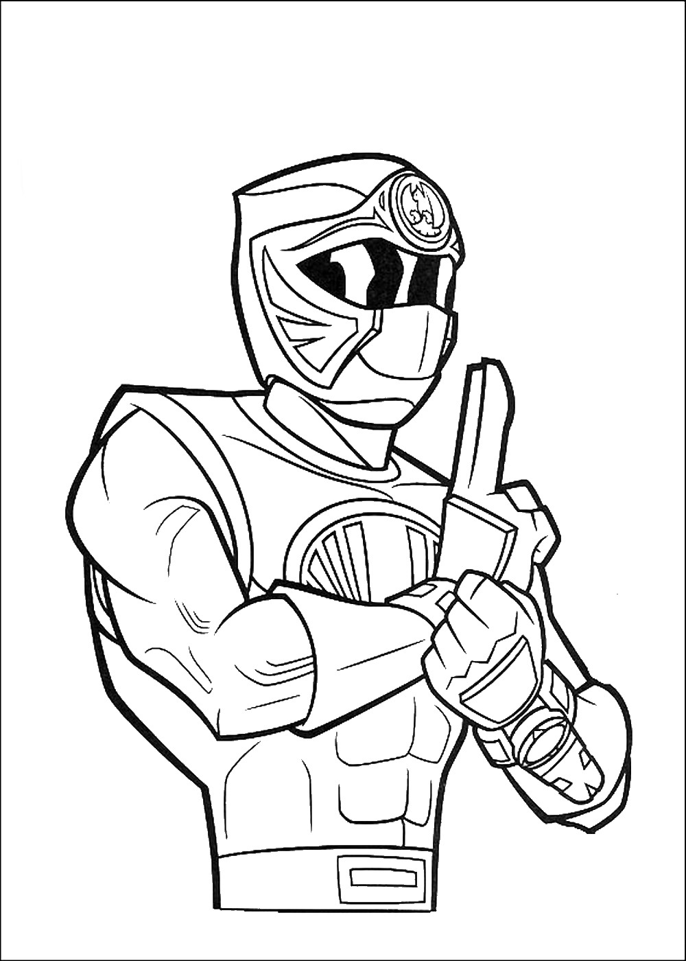 power ranger coloring pages free power rangers coloring pages free large images power ranger free coloring pages