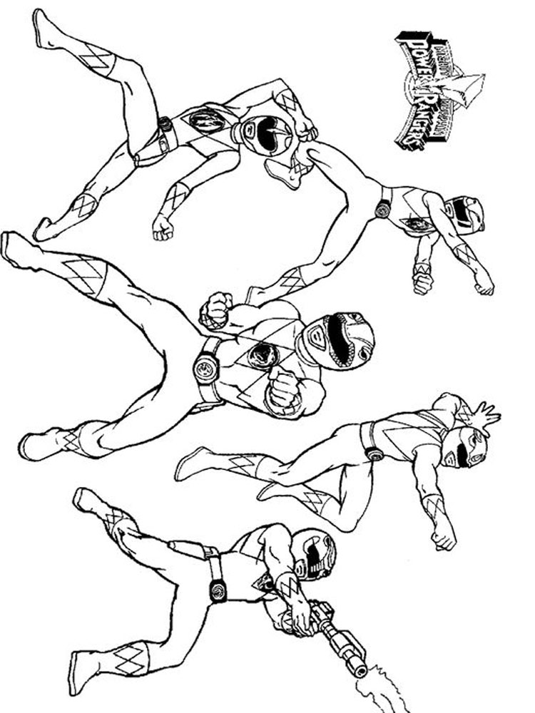 power ranger coloring pages free power rangers megaforce free colouring pages ranger free coloring power pages