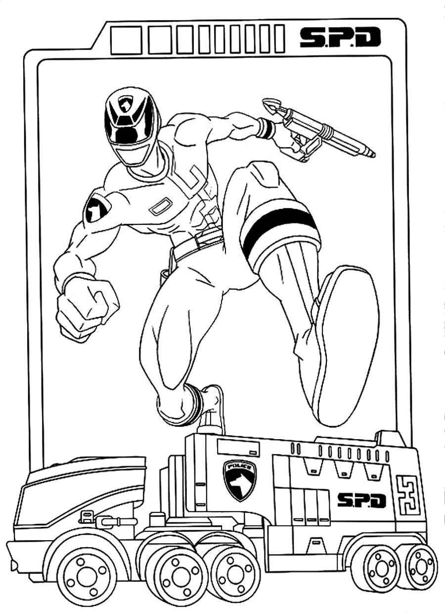 power ranger coloring pages free printable power rangers coloring pages coloring home pages free power ranger coloring